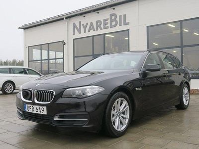 begagnad BMW 520 xDrive Diesel 190HK Automat Vinterhju