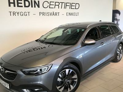 begagnad Opel Insignia Country Tourer │ │ 4X4 │ NAVIGATION