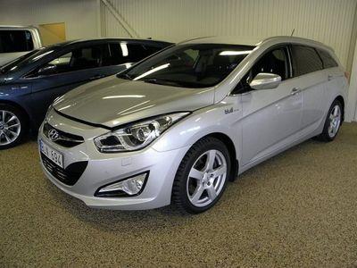 begagnad Hyundai i40 1,7CRDi/Business Edt.