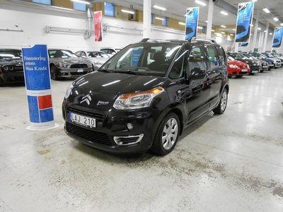 brugt Citroën C3 Picasso 1.6HDi Ny Servad Låg Skatt -11