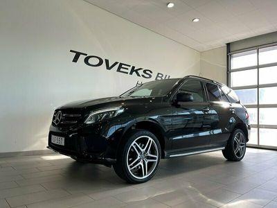 begagnad Mercedes GLE350 d 4MATIC 9G-Tronic AMG Sport 258hk