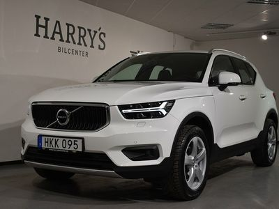 begagnad Volvo XC40 D4 AWD Momentum Entry Edition 190H -18
