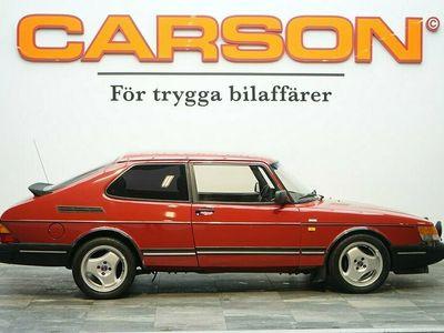 begagnad Saab 900 Turbo Automat 145hk