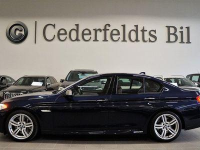 begagnad BMW M550 D xDrive Fullutrustad EURO6 381hk -13