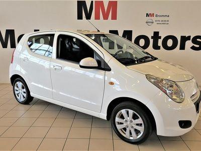 begagnad Suzuki Alto 1.0 VVT AUTOMAT 6300 MIL NYBES