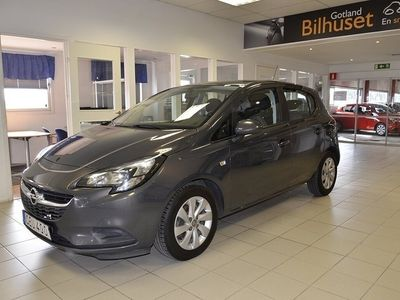 begagnad Opel Corsa 1.4 Enjoy Plus Euro 6