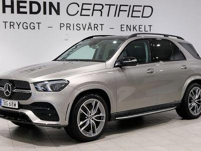 begagnad Mercedes 450 GLE Benz4MATIC 9G-TronicAMG LINE. . 2019 2019, SUV 829 900 kr