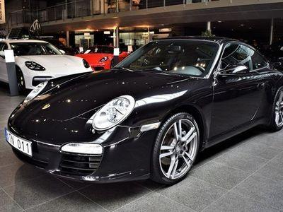 begagnad Porsche 911 997 Carrera 3.6 Man // Black Edition Nr 918/1911