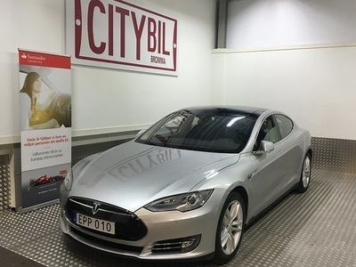 usata Tesla Model S 85 kWh Navi Panorama Autopilot 2015, Sedan 659 000 kr