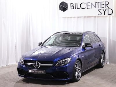 begagnad Mercedes C63S AMG AMGAMG Speedshift MCT, 510hk