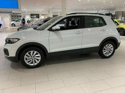 begagnad VW T-Cross T-Cross TSI 95 omgående leverans 2020, Halvkombi Pris 184 900 kr