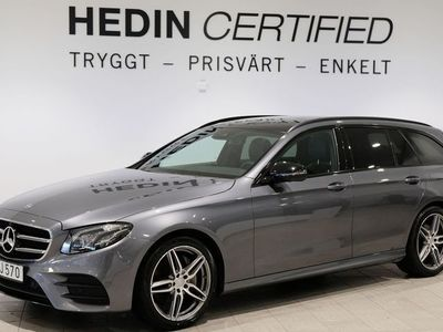 used Mercedes E200 9G-Tronic, 184hk, 2019 AMG SPORT