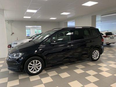 begagnad VW Touran 1.4 TSI 150 Hk 7-sits Euro