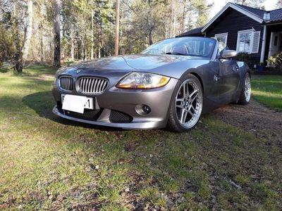 begagnad BMW Z4 3.0 -03