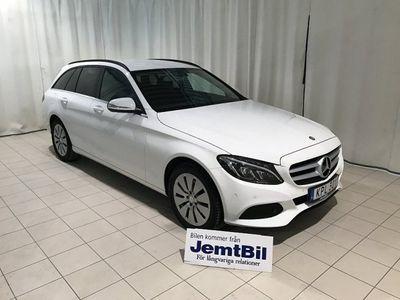 begagnad Mercedes C220 CBlueTECH