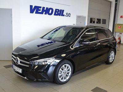 begagnad Mercedes B200 d/Automat/Apple Car Play/Navigation