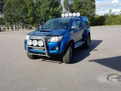 begagnad Toyota HiLux AT37