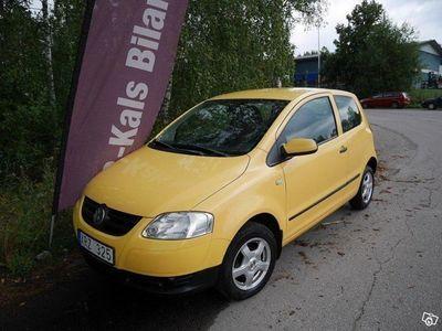 begagnad VW Fox 1.2 54hk/8700mil/Nybesiktigad -06