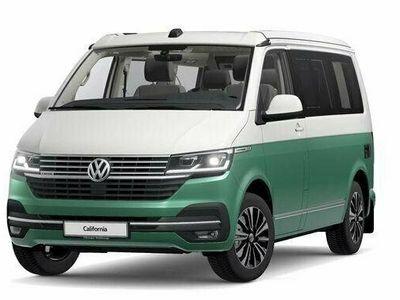 begagnad VW California Ocean 4m/automat 204Hk Kampanj