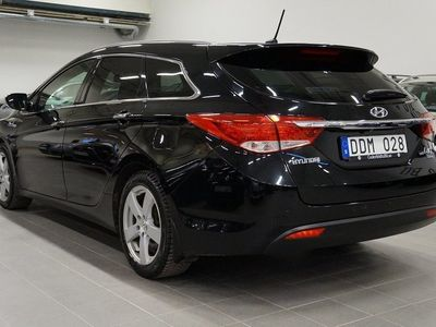 begagnad Hyundai i40 1.7 CRDi Nybilsg/1-Brukare/GPS -13