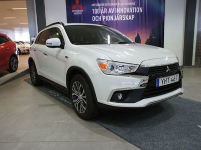 begagnad Mitsubishi ASX KOMFORT 1.6 AS&G M5 2WD