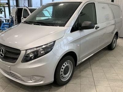 begagnad Mercedes Vito Benz 110 FWD LEASEBAR 2019, Transportbil 287 375 kr