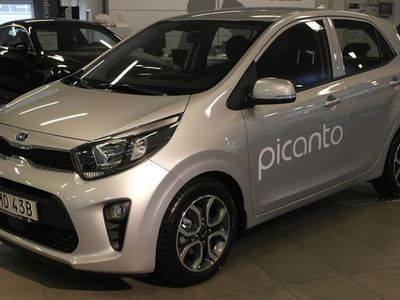 begagnad Kia Picanto 2 Automat Advance Plus