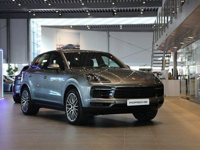begagnad Porsche Cayenne E-Hybrid 462hk