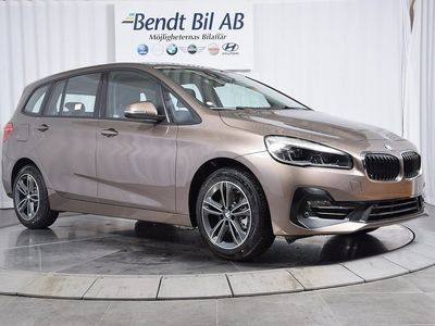 used BMW 218 Gran Tourer i / Sport Line -19