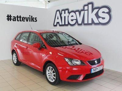 brugt Seat Ibiza ST Kombi 90hk, Bluetooth Årsskatt 360 -16