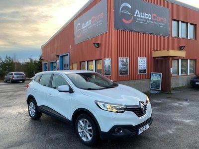 begagnad Renault Kadjar 1.6 dCi 4WD Euro 6 130hk 0kr kontant