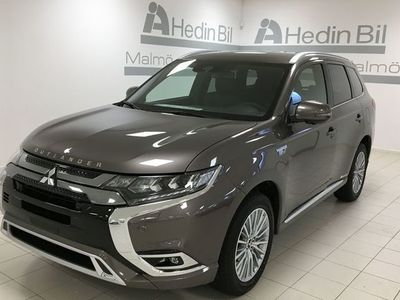 begagnad Mitsubishi Outlander P-HEV BUSINESS X 2.4 MY20