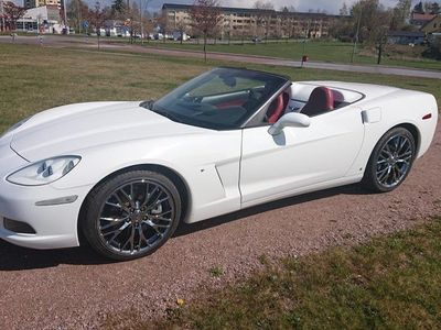 begagnad Chevrolet Corvette Convertible