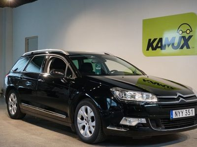 begagnad Citroën C5 2.0 HDi Automatisk, 163hk, 2013