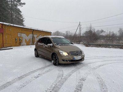begagnad Mercedes B170