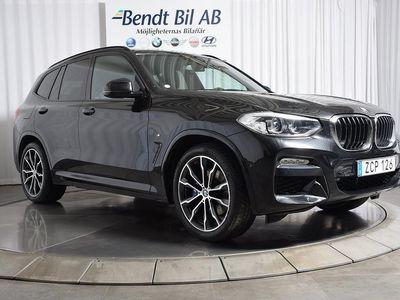begagnad BMW X3 xDrive 30d M-Sport