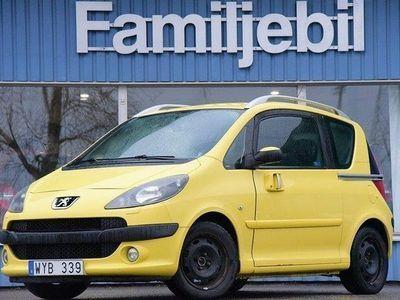 begagnad Peugeot 1007 1.6 (110hk) Auto/1-äg/Drag/El-Dö