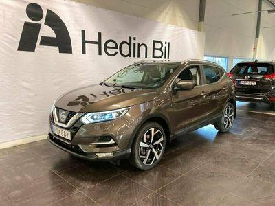 begagnad Nissan Qashqai 1.5 DCI TEKNA