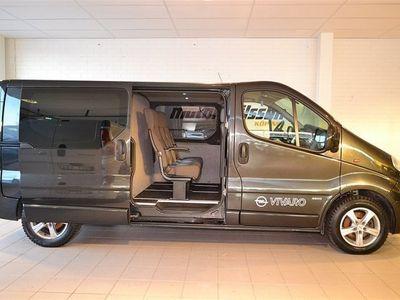 begagnad Opel Vivaro L2H1 (Lyx) Dubbelhytt 2,0 CDTI 11 -12