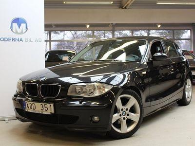 gebraucht BMW 120 D AUT ADVANTAGE 163HK PDC SPORTSTOLAR