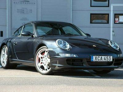 begagnad Porsche 911 Carrera S 997 355hk Sv-såld 5133 mil 3-Ägare