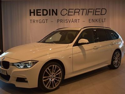 used BMW 320 d xDrive Touring Steptronic M-sport 190hk