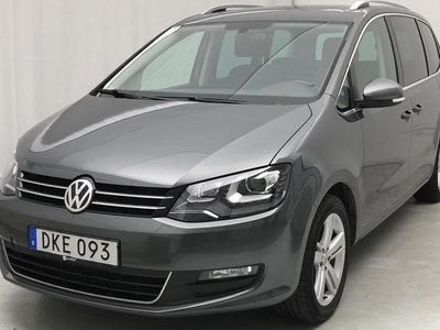 begagnad VW Sharan 2.0 TDI