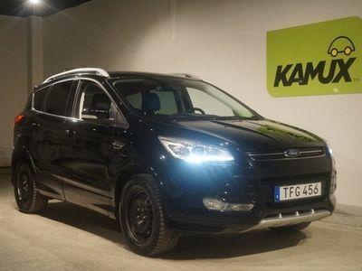 brugt Ford Kuga 2.0 TDCi AWD Titanium Plus (180hk)