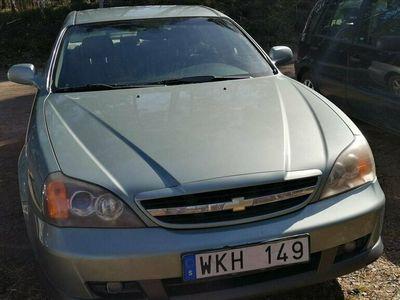 begagnad Chevrolet Evanda 2,0 AUT