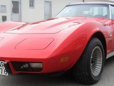 begagnad Chevrolet Corvette Stingray Corvette C35.7 V8 383 C