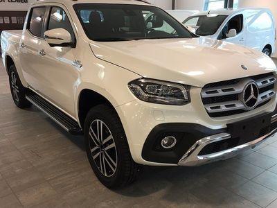 begagnad Mercedes 500 X Benz X N 4MATIC 2018, Transportbil 582kr