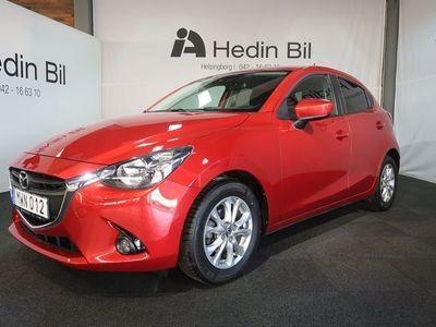 gebraucht Mazda 2 1.5 Skyactive-G / Navi / Sensorer Bak