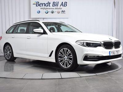 begagnad BMW 520 d xDrive Touring Connected 2018, Kombi 459 000 kr
