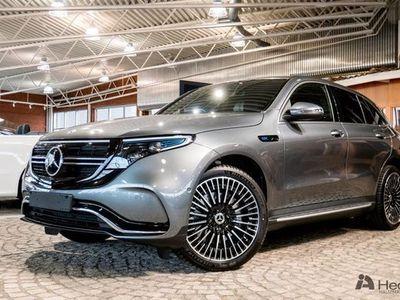 begagnad Mercedes EQC Benz 400 4MATIC AMG Line & Premiumpkt 2020, SUV 865 600 kr